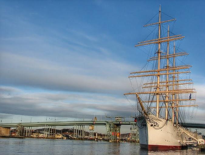 Goteborg – o bucatica de Suedia