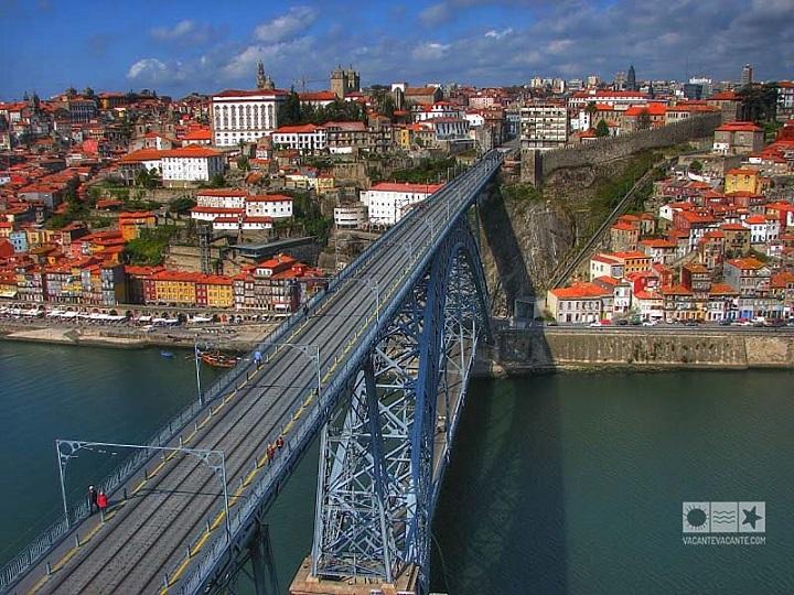 Porto – sus, tot mai sus