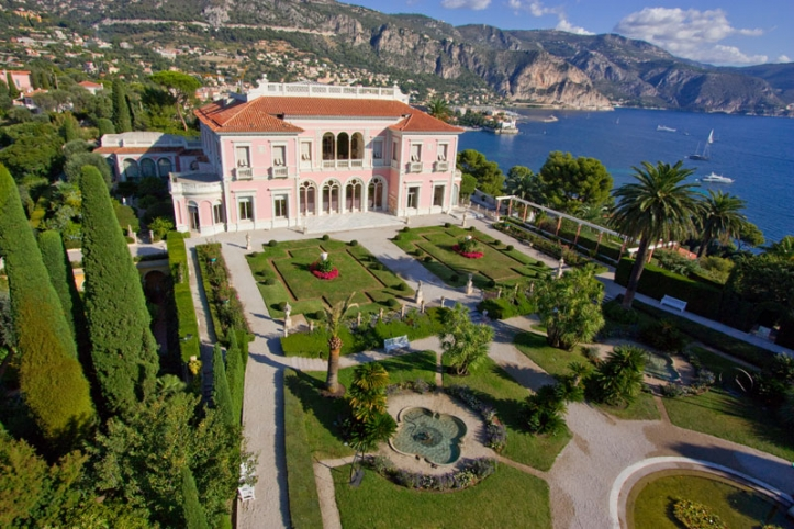 Villa Ephrussi de Rothschild/sursa: villa-ephrussi.com