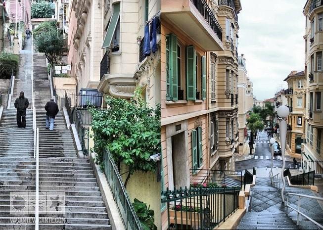 Beausoleil – cu piciorul in Franta si cu ochii in Monaco