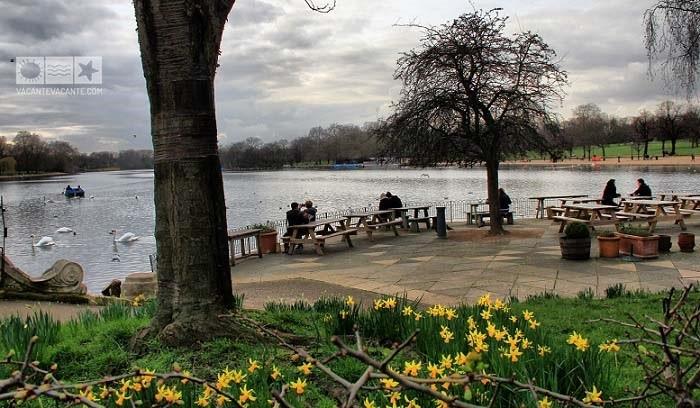 Primăvara la Londra: Hyde Park