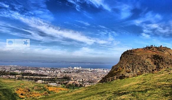 Ce vezi gratis la Edinburgh