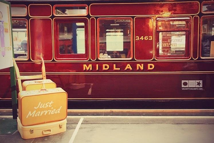 Frumusețea de a pleca (cu trenul)