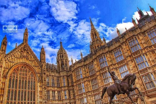 parlamentul englez