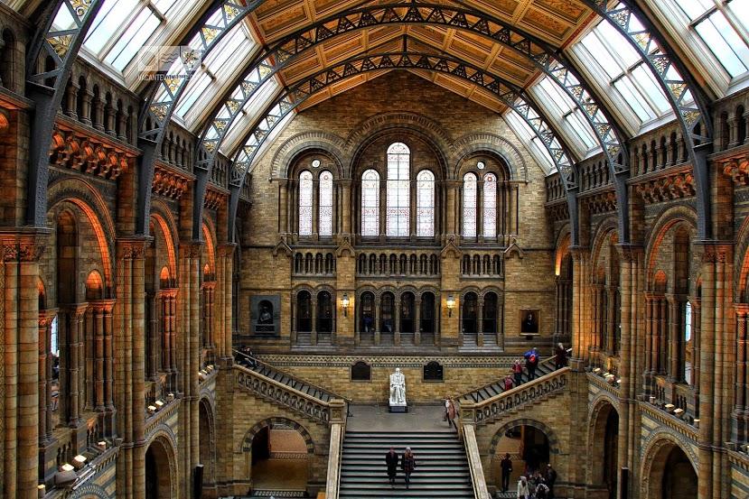 natural history museum, Londra