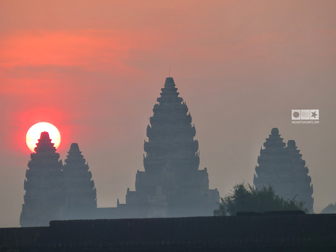 rasarit la Angkor