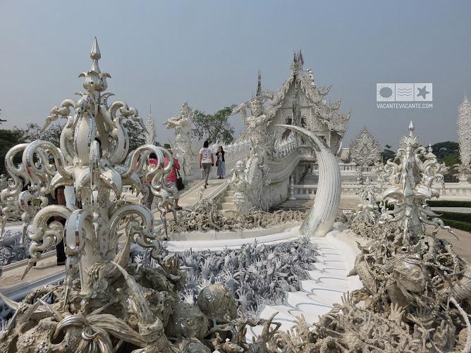 templul alb, tailanda