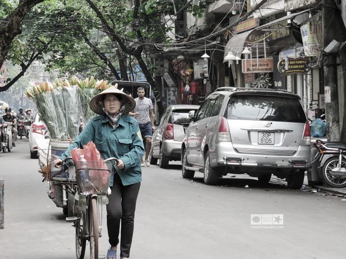 hanoi, cartierul vechi