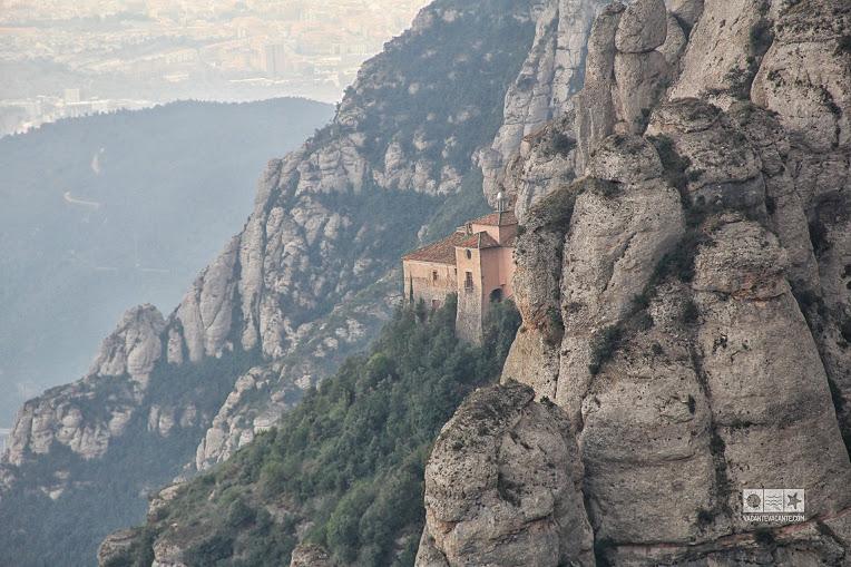 Montserrat, manastire