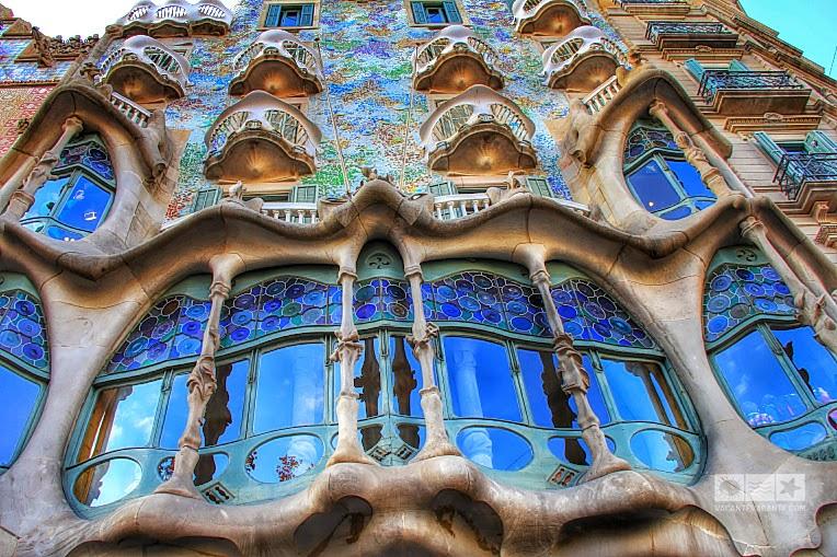 barcelona, casa batlo