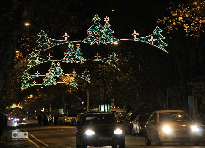 barcelona, decembrie