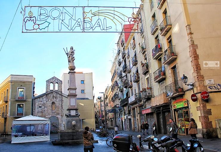 barcelona, iarna