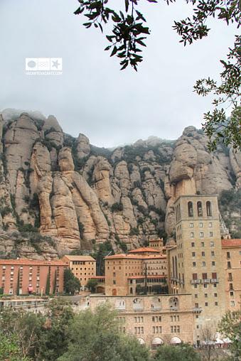 montserrat, manastire, spania