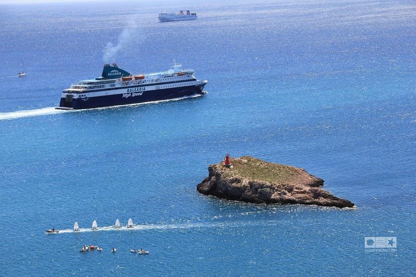 Eivissa, port