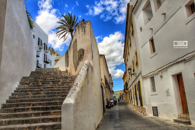 ibiza, centrul vechi