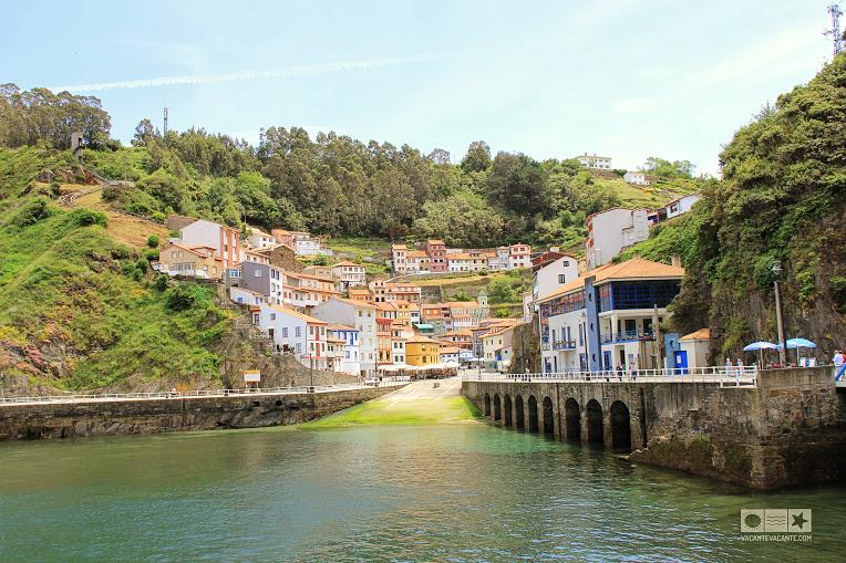 regiunea asturias, spania