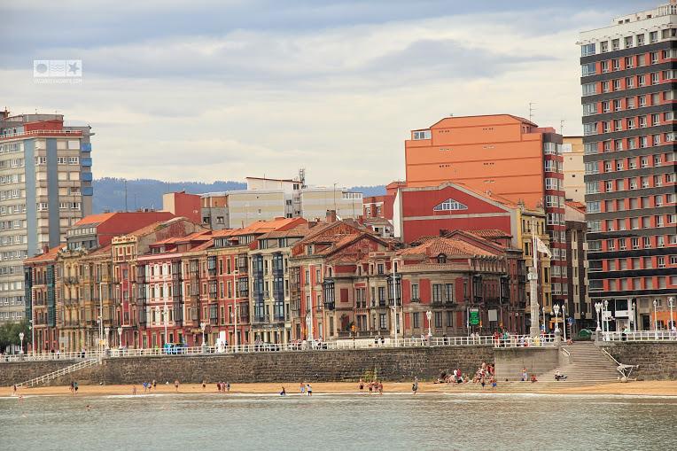 nordul spaniei, gijon
