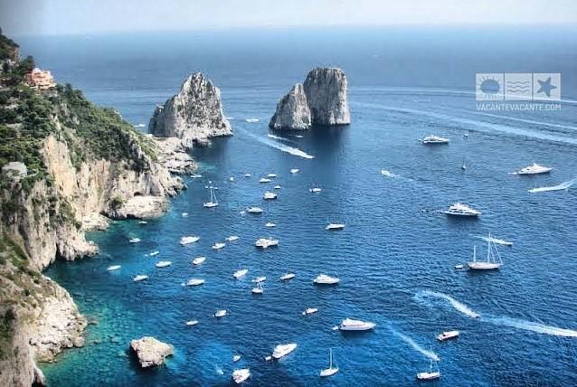 Capri: vacanta regala
