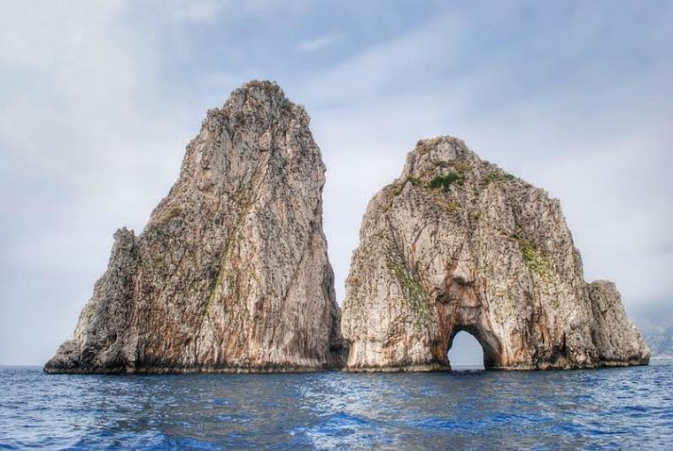 Oana: Coasta Amalfi, o altă față a Italiei