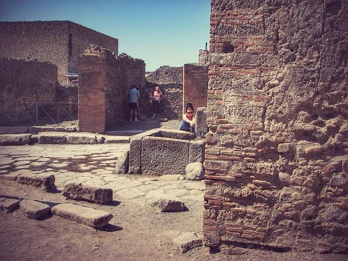 Calatorie in timp – Pompei si Vezuviu