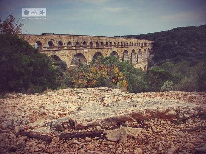 Prin Sudul Franței: Pont du Gard și Uzès