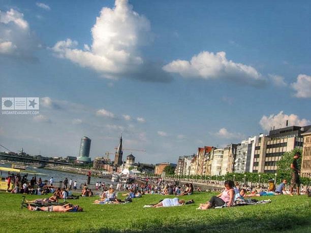 Düsseldorf: wild und frei