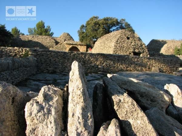 Colibe a la Provence:Village des Bories