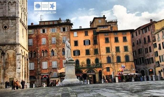Toscana dintre zidurile medievale: Lucca
