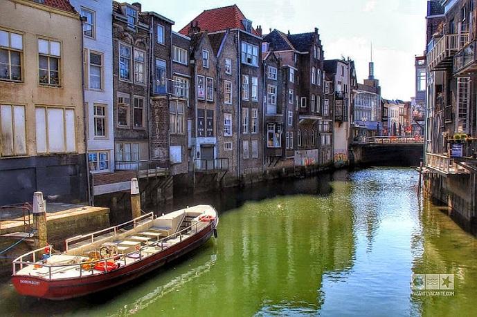 Dordrecht: farmecul măreției din trecut
