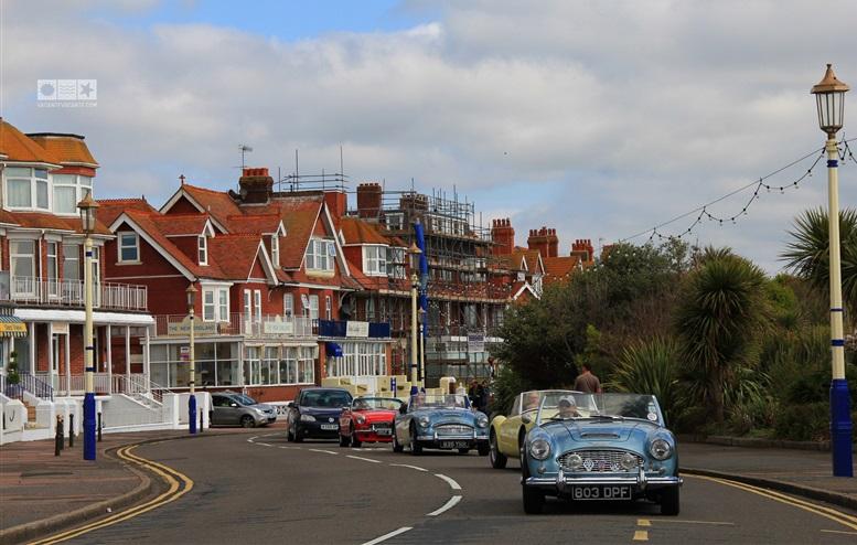 eastbourne, masini de epoca