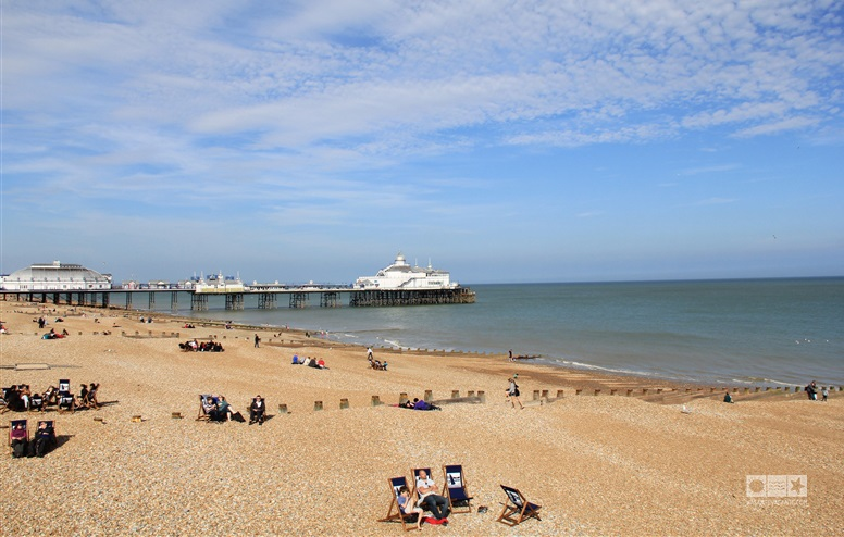 Eastbourne și o mică istorie a scăldatului