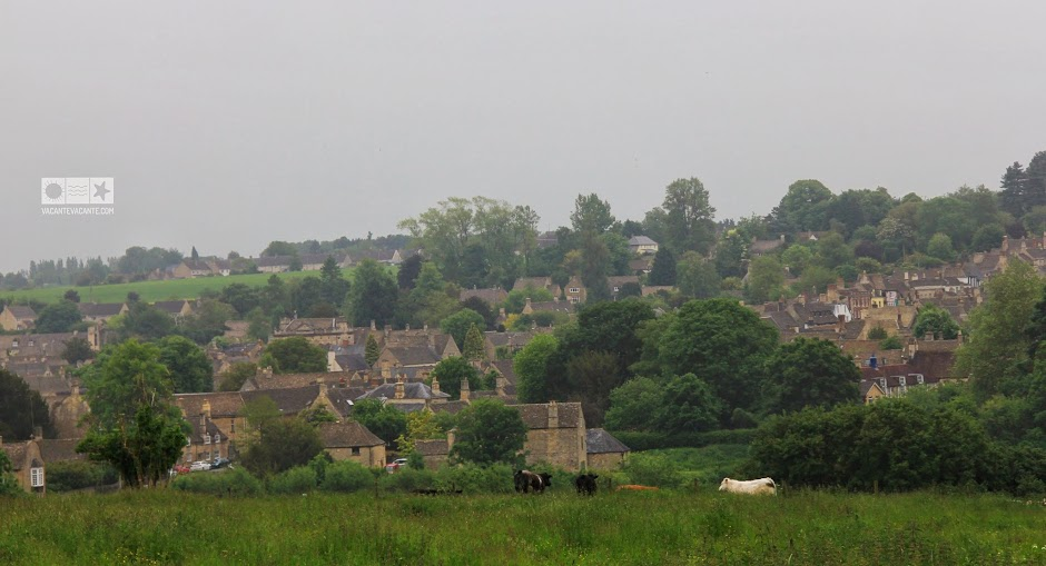 satele Cotswolds-ului