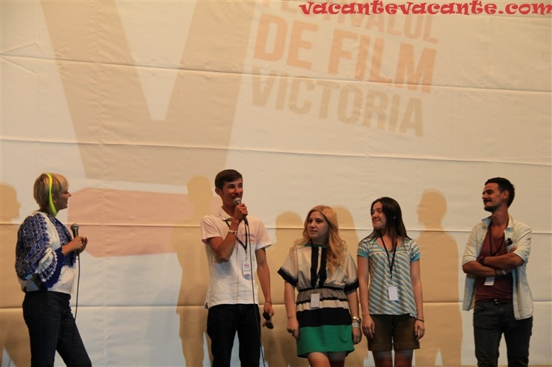 Festivalul de Film Victoria: ca-n tabără