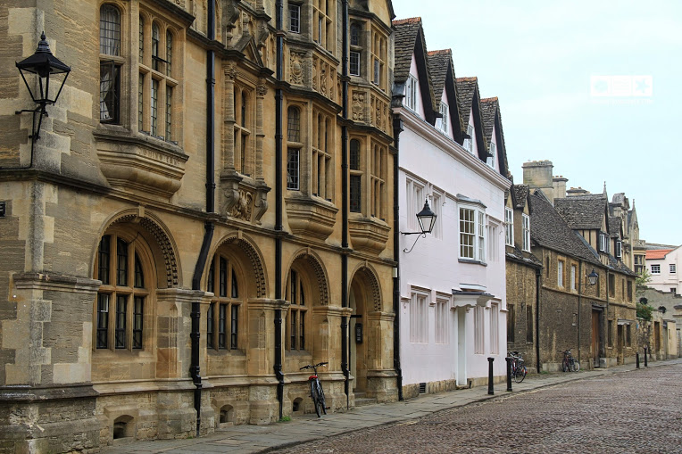 oxford, cladiri