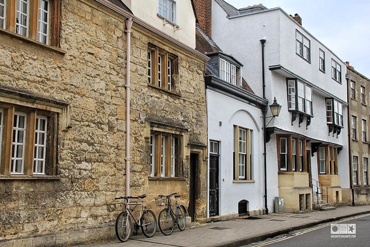 vizita la Oxford