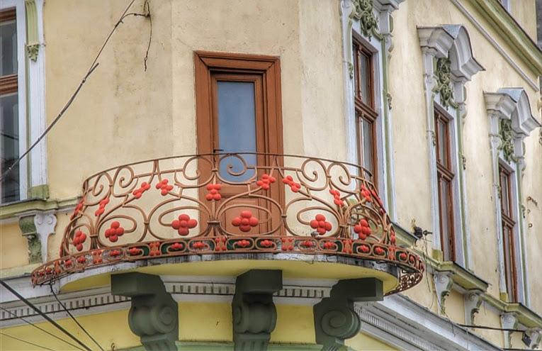 sibiu balcon