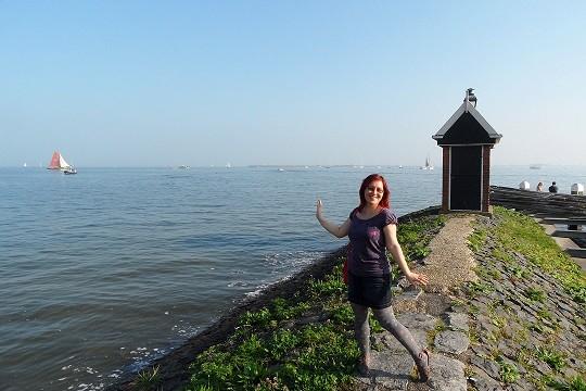 Români în lume: Dana-de la București la Amsterdam