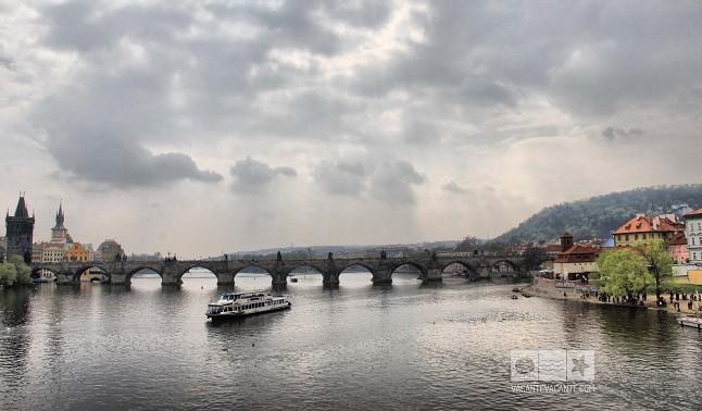 Praga: atunci și acum