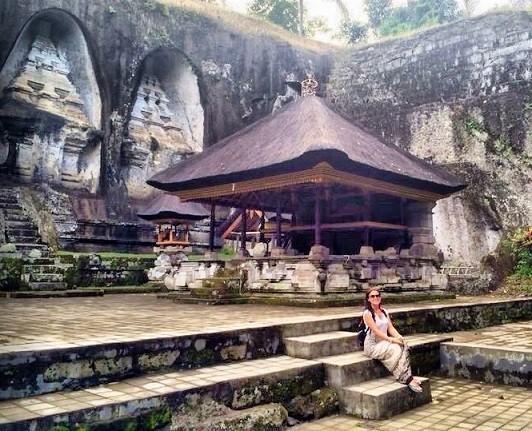 Andreea: 5 luni în Asia