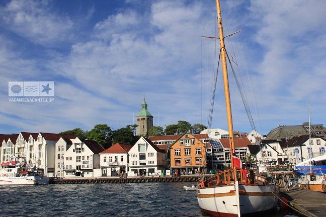 Stavanger: blestemul trolilor