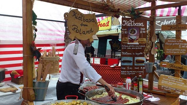 Unde mănânci ieftin la Londra