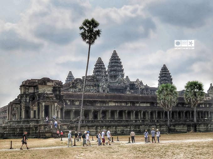 angkor wat, cambodgia