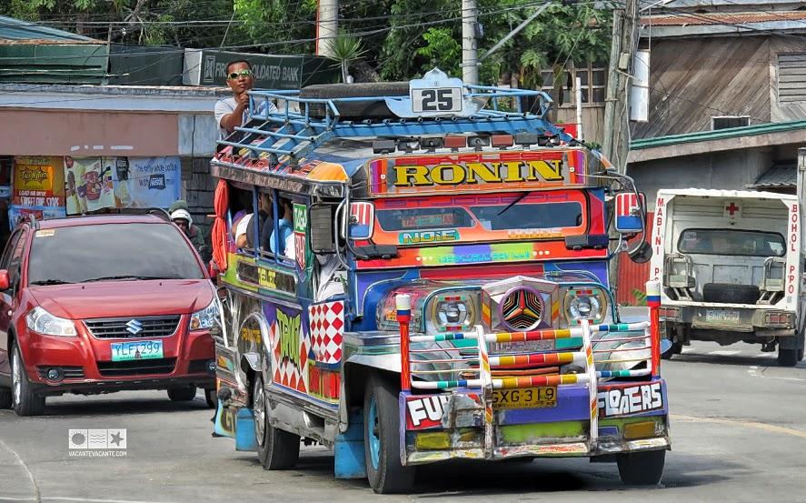 filipine, jeepney