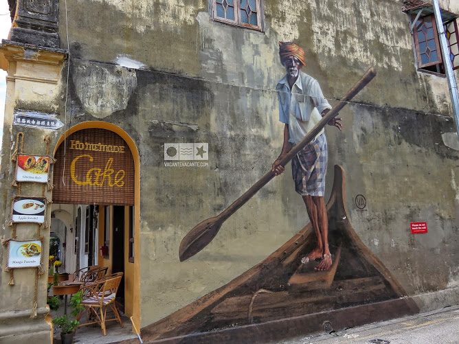 George Town paintings