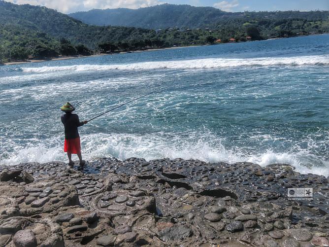 indonesia, pescar