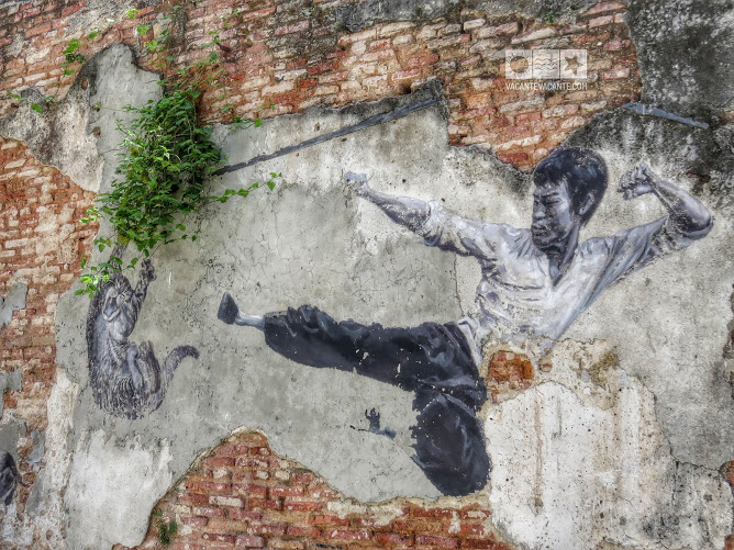 penang graffiti