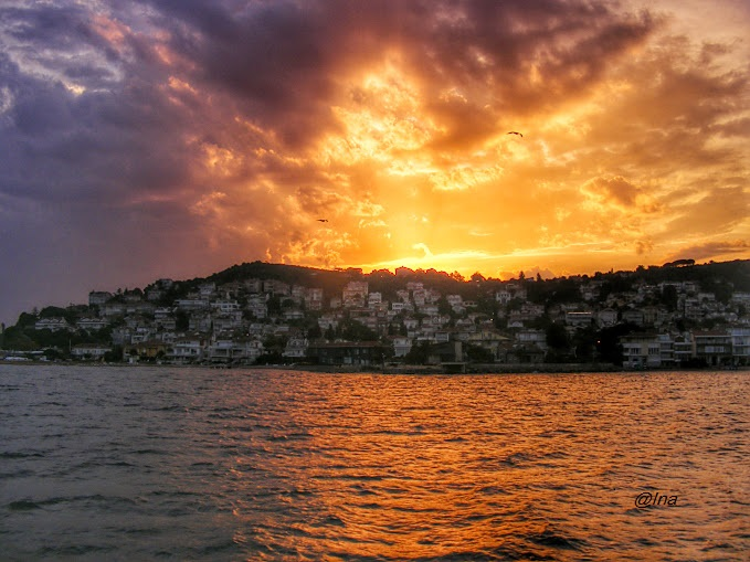 insula Buyukada, istanbul