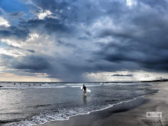 kuta bali, surf