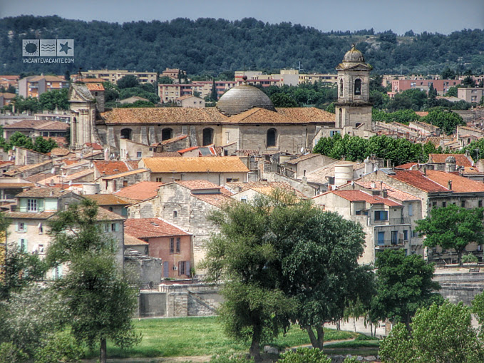 tarascon, centrul vechi