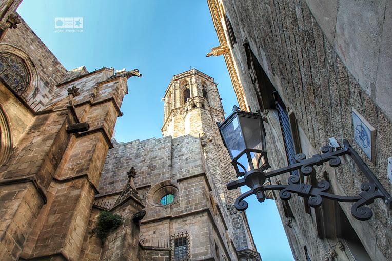 barcelona, catedrala